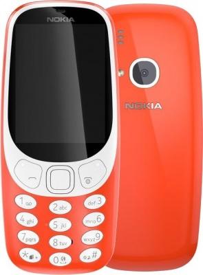 Nokia 3310 červená