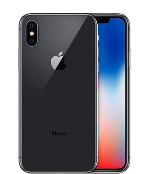 Apple iPhone X 64GB vesmírně šedá
